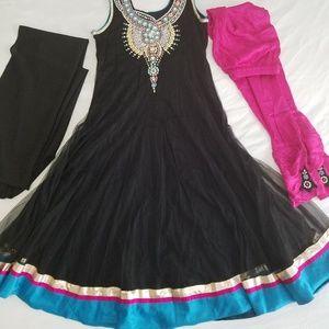 It's beautiful anarkali dress (final sale)